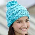 3-Stitch Hat