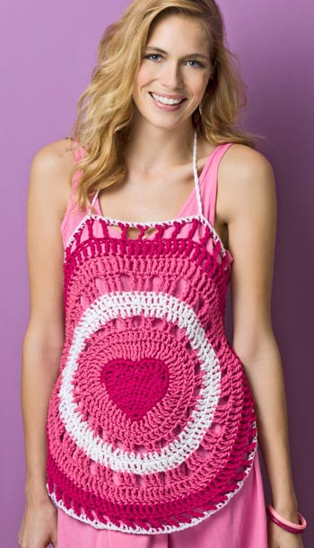 Double Stitch Twins Heartfelt Halter